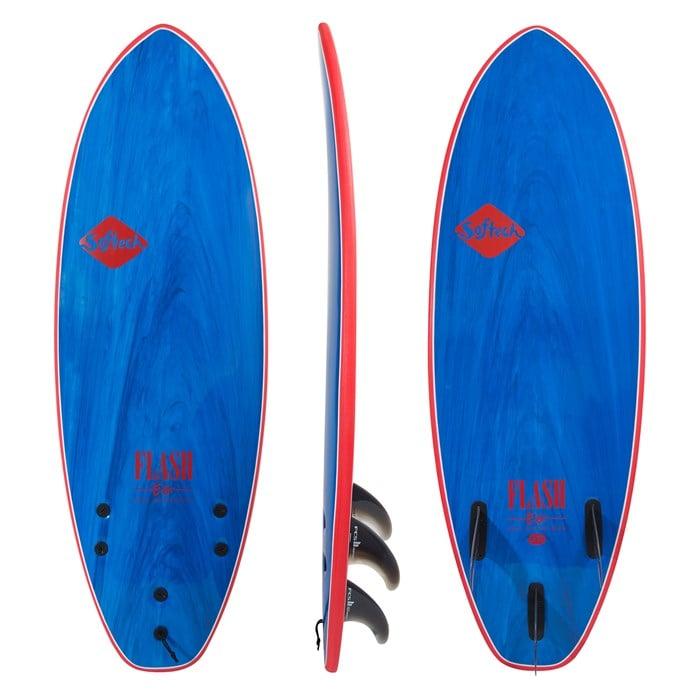 "Softech - Flash Eric Geiselman FCS II 5'0"" Surfboard"