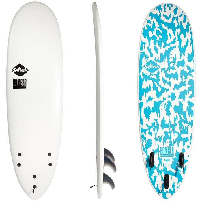 """Softech - Bomber FCS II 5'10"""" Surfboard"""
