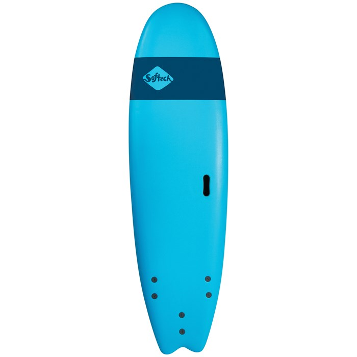 """Softech - Handshaped SB FCS II 5'4"""" Surfboard"""