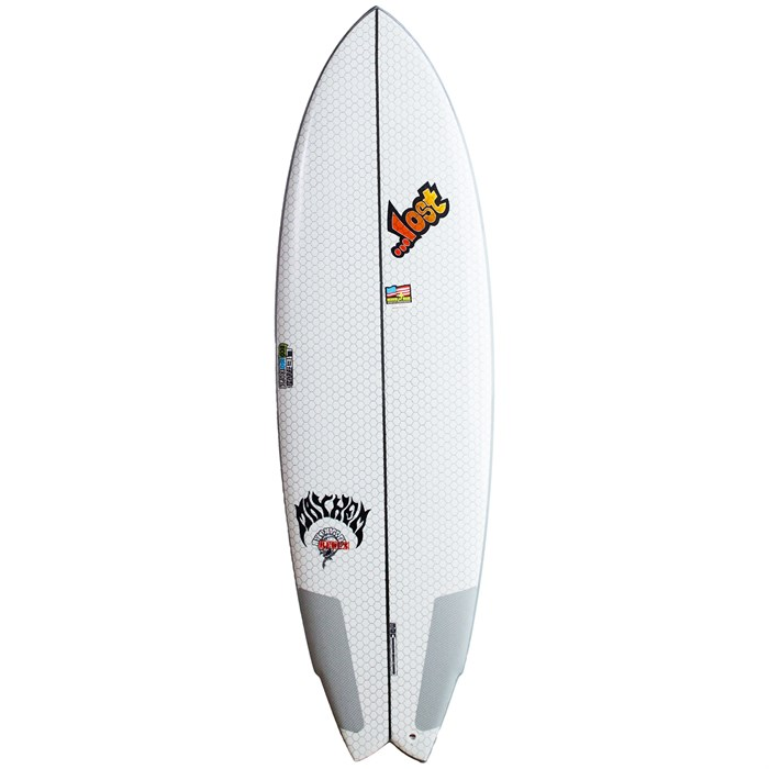 Lib Tech - x Lost Round Nose Fish Redux Surfboard