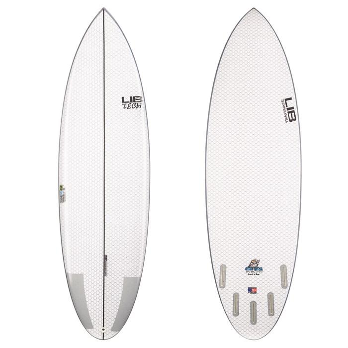 Lib Tech - Nude Bowl Surfboard