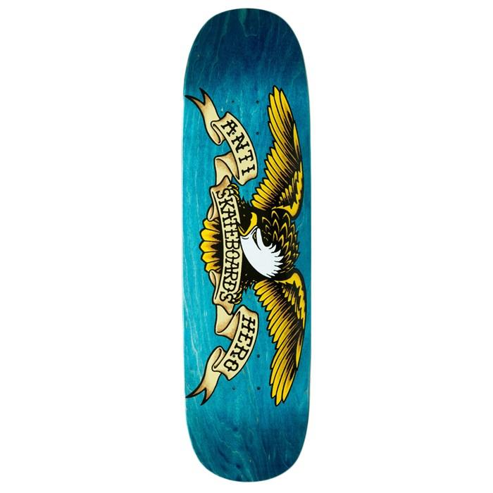 Anti Hero Shaped Eagle 8.75 Skateboard Deck | evo