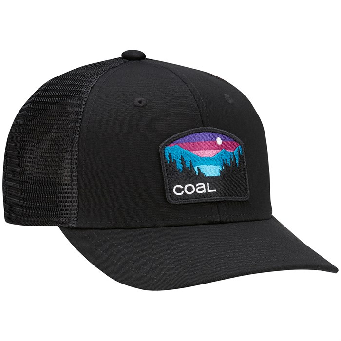 Coal - The Hauler Low Hat