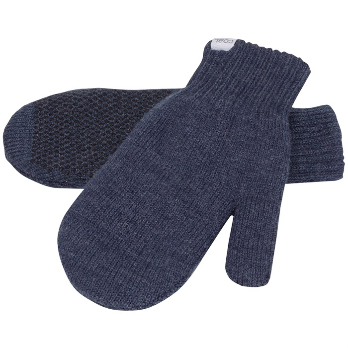 Coal - The Crosby Mittens