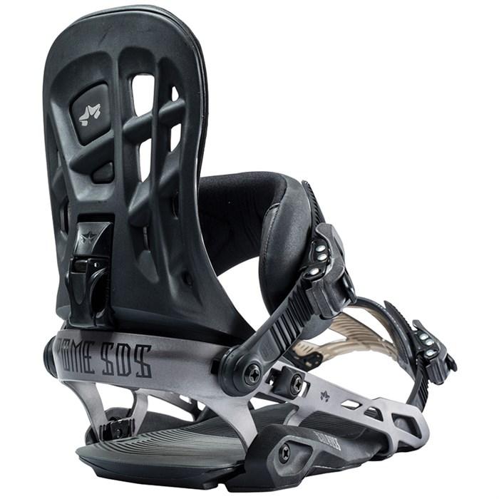 Rome - 390 Boss Snowboard Bindings 2019