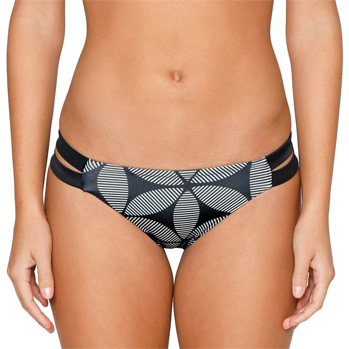 Seea - Chloe Reversible Bikini Bottoms - Women's