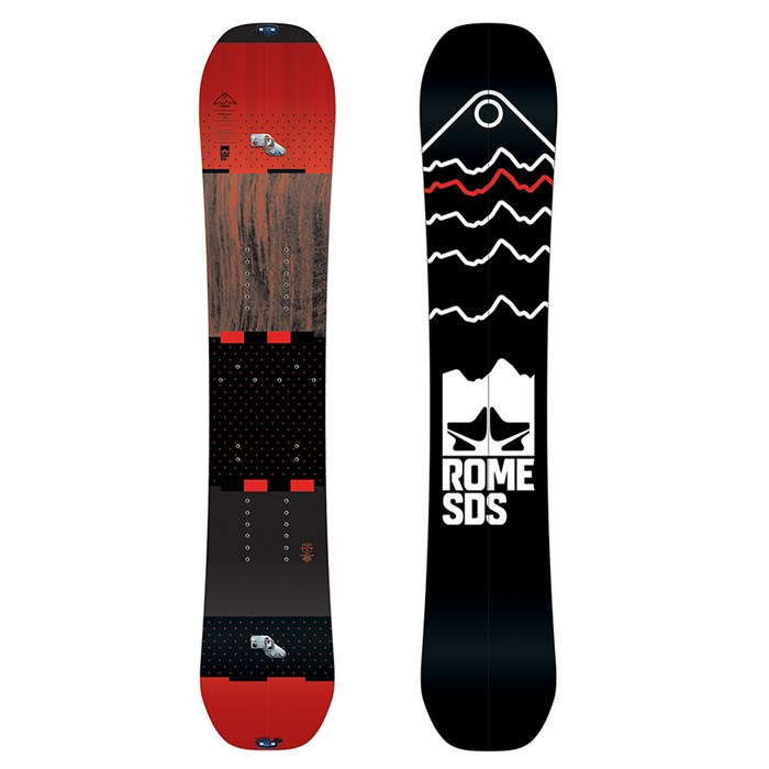 Rome - Whiteroom Splitboard 2019