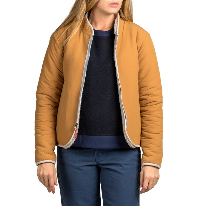 Topo Designs - Sherpa Reversible Jacket - Women's