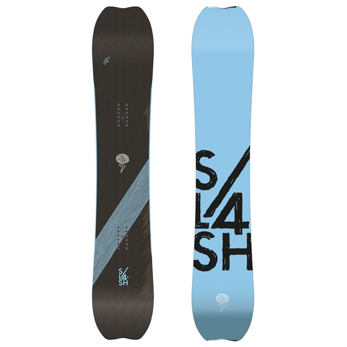 Slash - Brainstorm Snowboard 2019 - Used