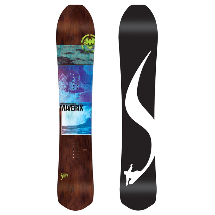 Never Summer - Maverix Snowboard 2019