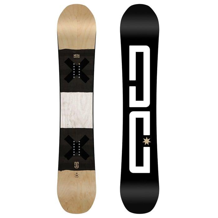DC - Mega Snowboard 2019