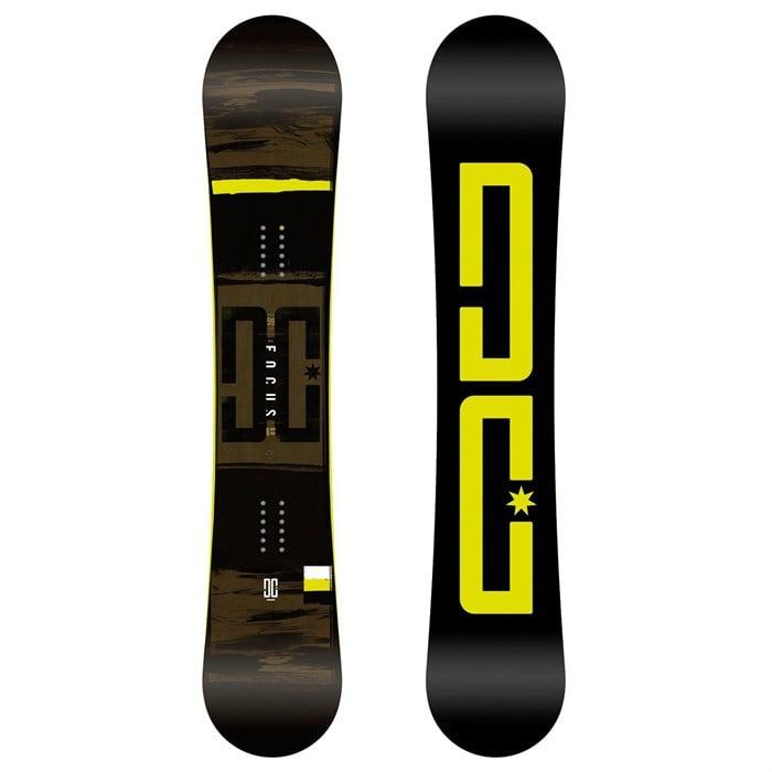 a71cbdd804ac DC Focus Snowboard 2019