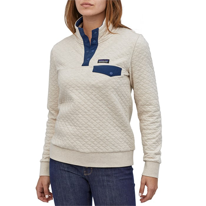 Patagonia - Organic Cotton Quilt Snap-T Pullover - Women's