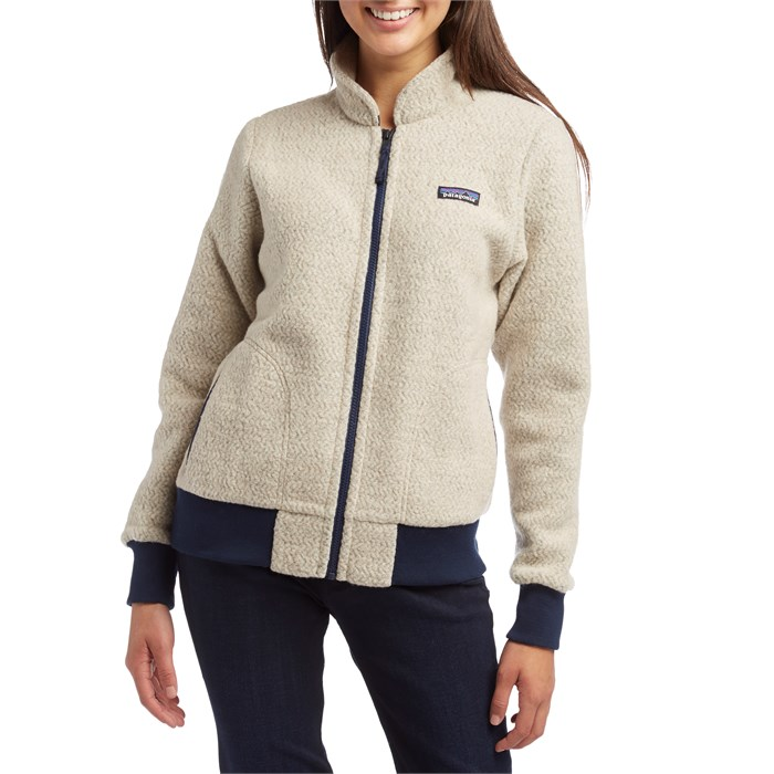 4caa56eac4b Patagonia - Woolyester Fleece Jacket - Women s ...