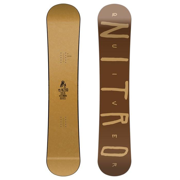 Nitro - The Quiver Hazzard Snowboard 2019