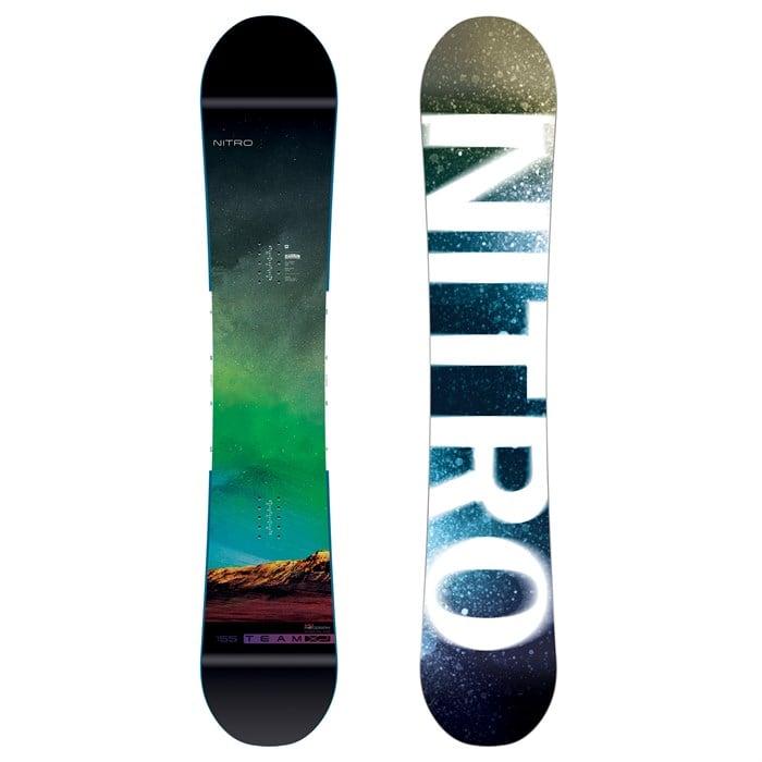 Nitro - Team Exposure Snowboard 2019 ... 89a59d0902c0