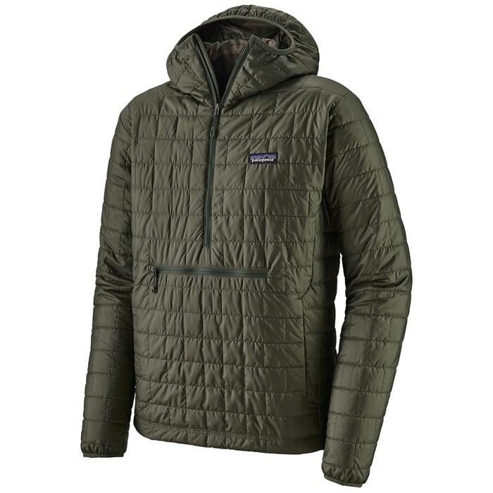Patagonia - Nano Puff™ Bivy Pull-Over Jacket