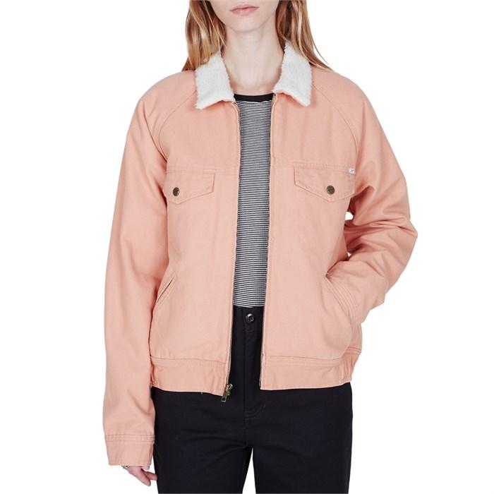 Obey Clothing - Jeanne Sherpa Jacket - Women's