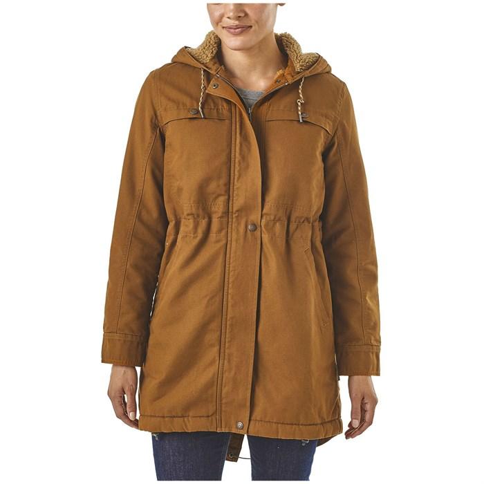 Patagonia Prairie Dawn Parka Jacket Women S Evo