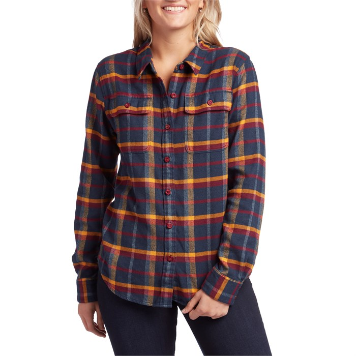99b77203 Patagonia - Long-Sleeve Fjord Flannel Shirt - Women's ...