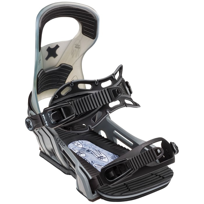 Bent Metal - Logic Snowboard Bindings 2019