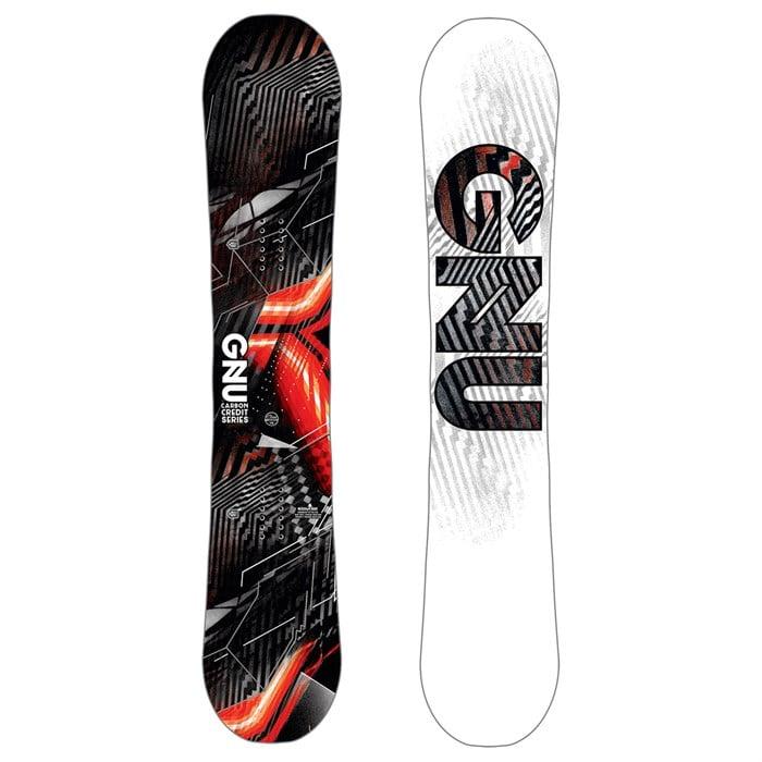 GNU - Carbon Credit Asym BTX Snowboard 2019