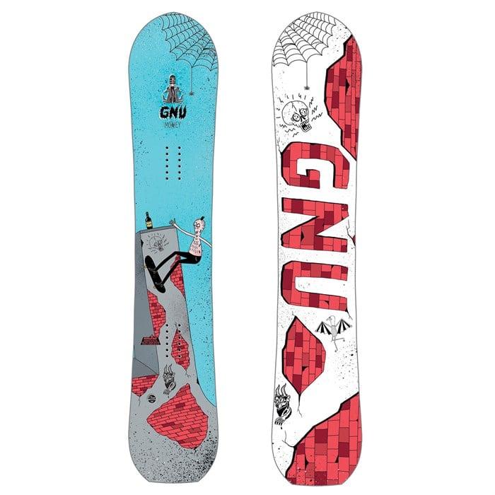 GNU - Money C2E Snowboard 2019