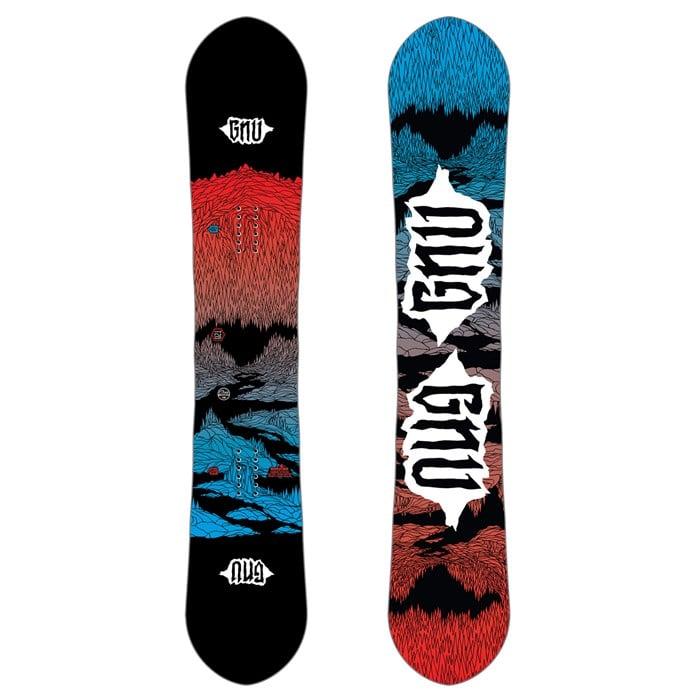 GNU - T2B Snowboard 2019