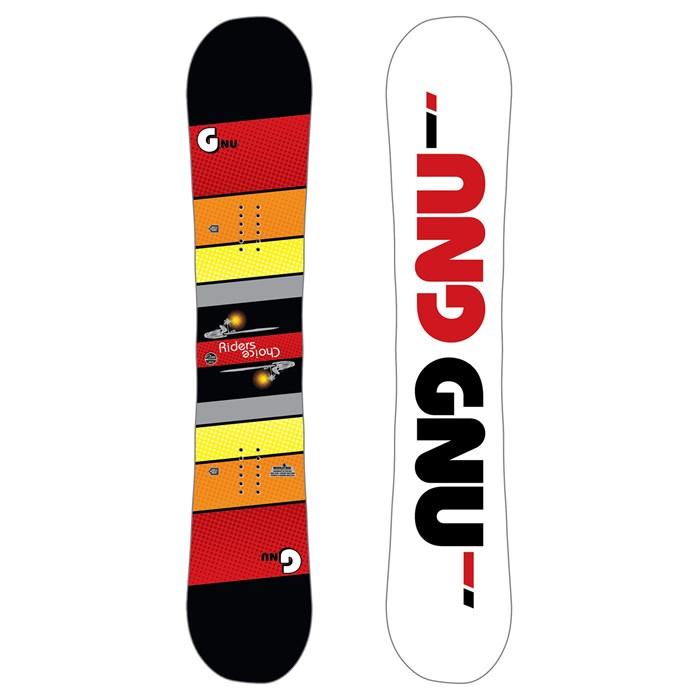GNU - Riders Choice Asym C2X Snowboard 2019