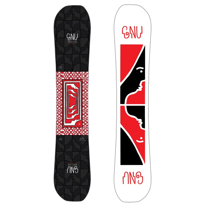 GNU - FB Space Case Asym C2X Snowboard 2019