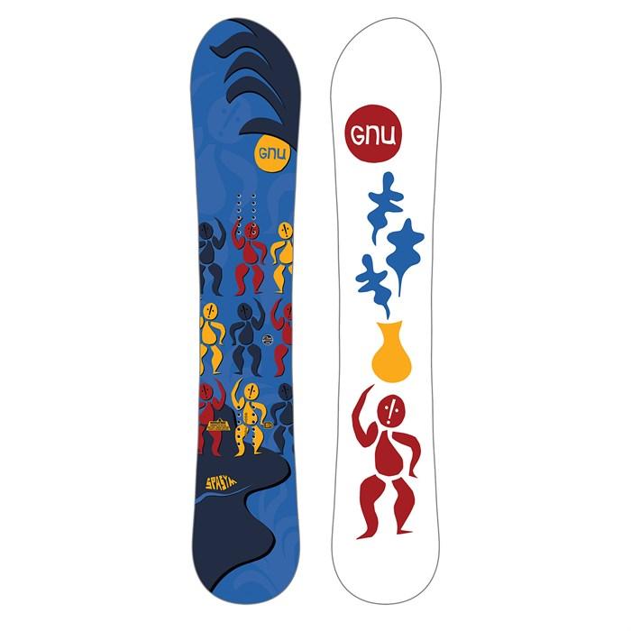 GNU - Spasym Snowboard 2019