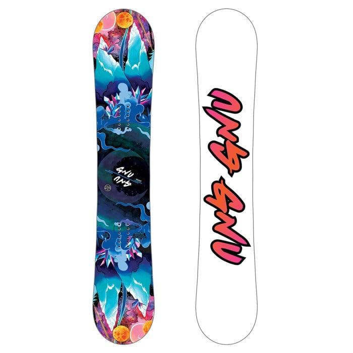 GNU - Asym Velvet C2 Snowboard - Women's 2019