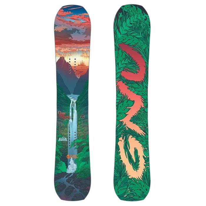 GNU - B-Pro C3 Snowboard - Women's 2019