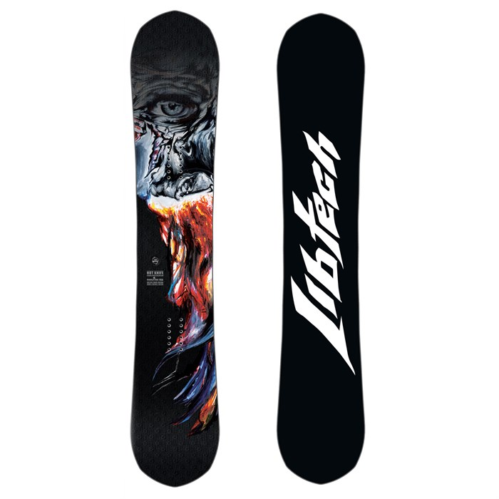 Lib Tech - Hot Knife C3 Snowboard 2019