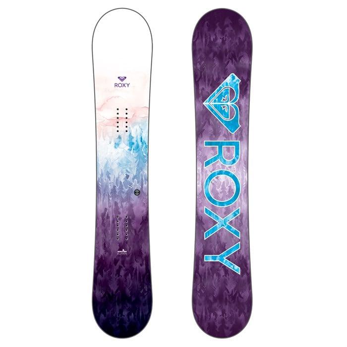 4072123bb1 Roxy Sugar Banana Snowboard - Women s 2019