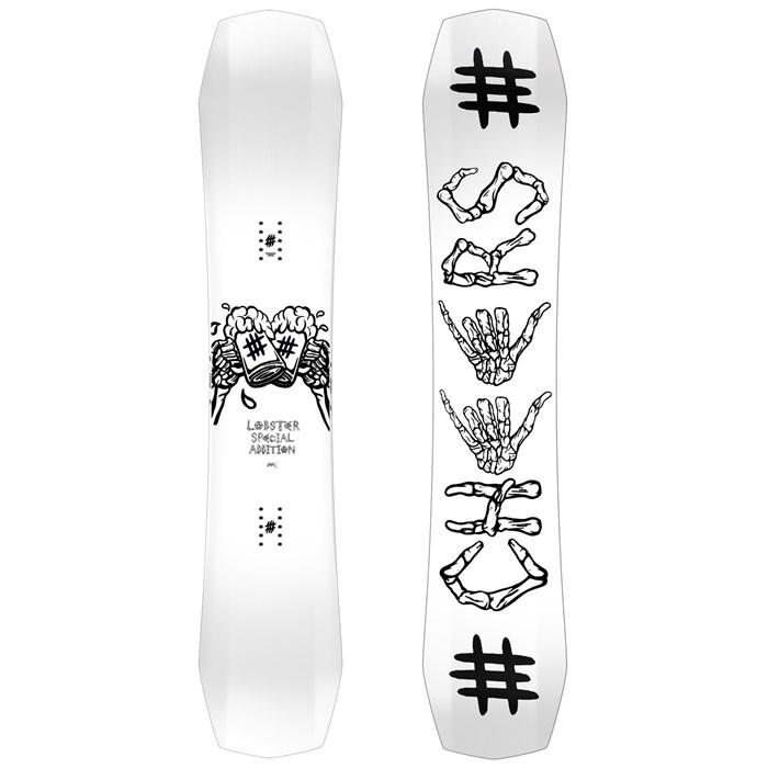 Lobster - Artist Edition Schoph Snowboard 2019 - Used