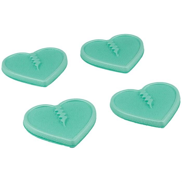 Crab Grab - Mini Hearts Stomp Pad - 4 Pack