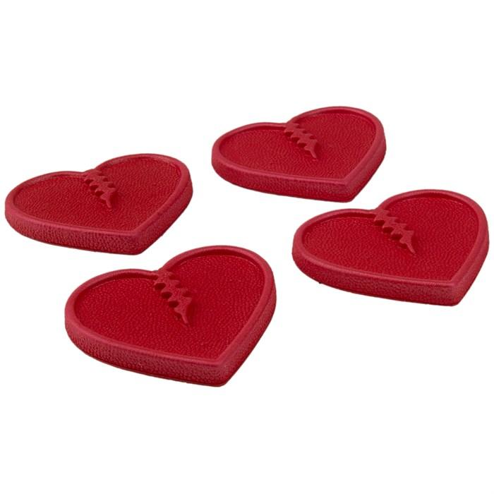 Crab Grab - Mini Hearts Stomp Pad
