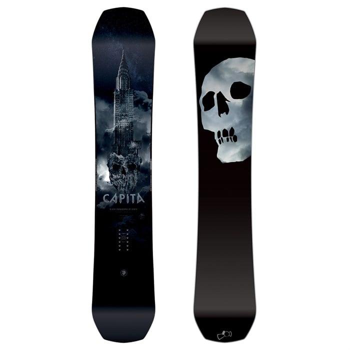 CAPiTA - The Black Snowboard of Death Snowboard 2019