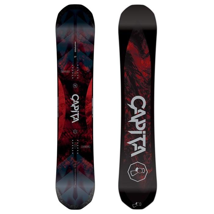 CAPiTA - Warpspeed Snowboard 2019
