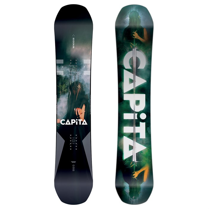 CAPiTA - Defenders of Awesome Snowboard 2019