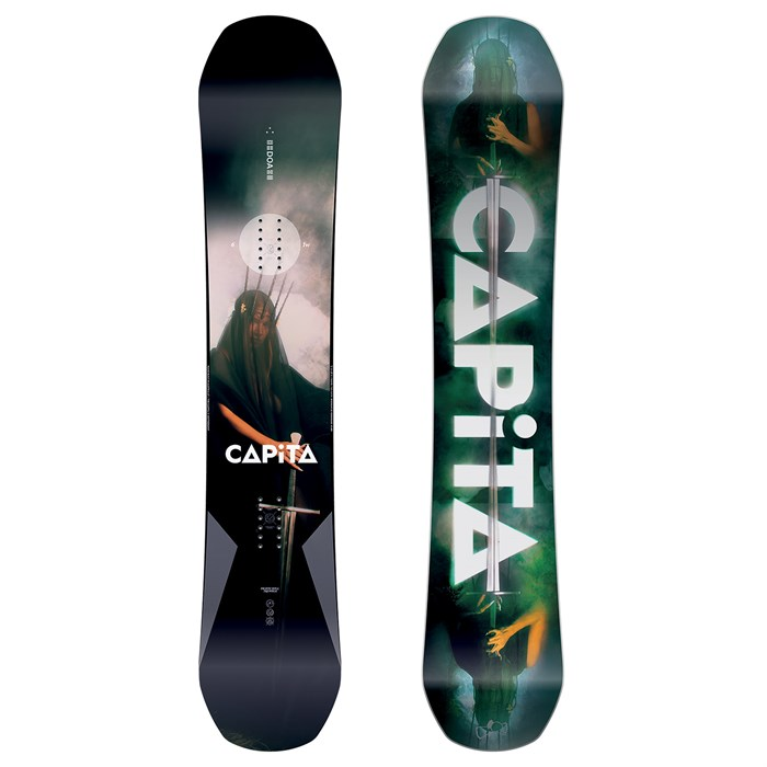 b319290af29 CAPiTA - Defenders of Awesome Snowboard 2019