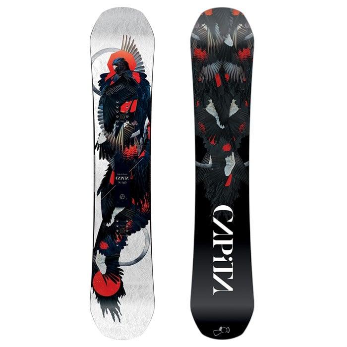 CAPiTA - Birds of a Feather Snowboard - Women's 2019