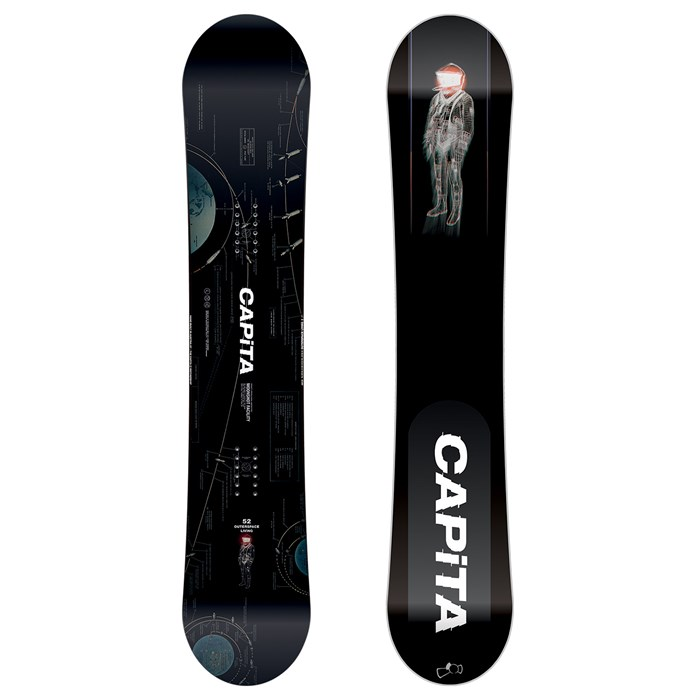 CAPiTA - Outerspace Living Snowboard 2019
