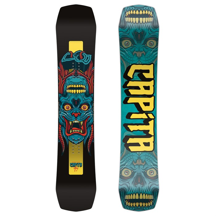 CAPiTA - Children Of The Gnar Snowboard - Boys' 2019
