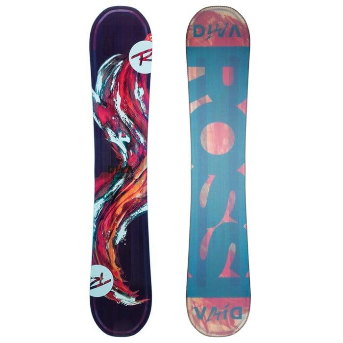 Rossignol - Diva LF Snowboard - Women's 2019