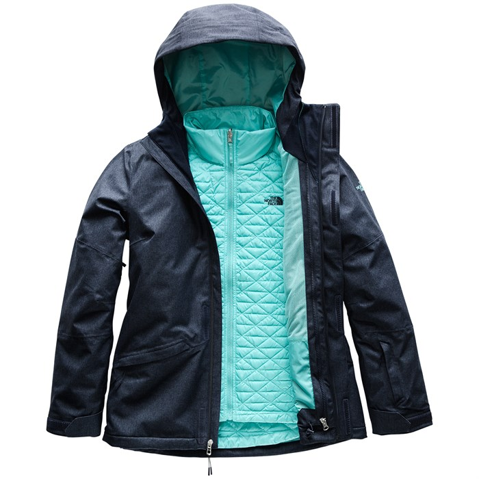 2ed24de61e The North Face - ThermoBall™ Snow Triclimate® Jacket - Women s ...