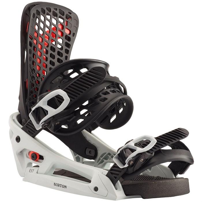 Burton - Genesis EST Snowboard Bindings 2020 - Used