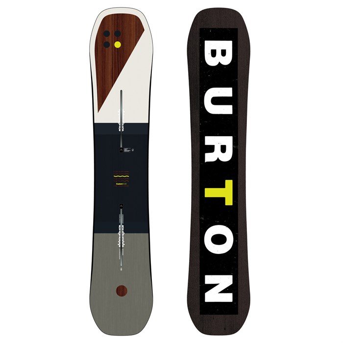 Burton - Custom Flying V Snowboard 2019