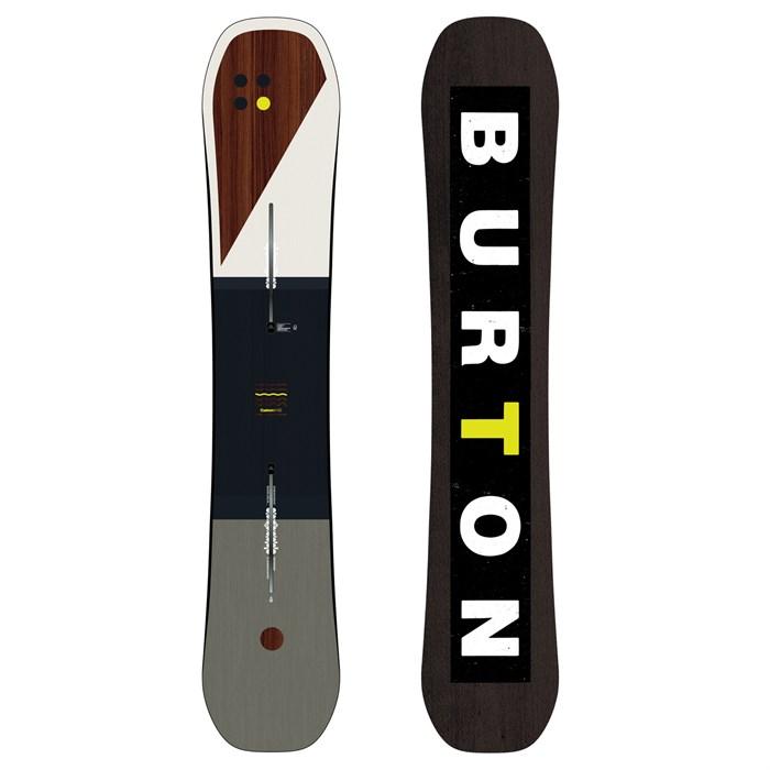 Burton - Custom Flying V Snowboard 2019
